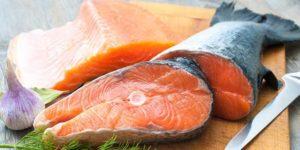 proteína del pescado