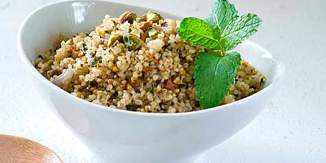Quinoa sin gluten