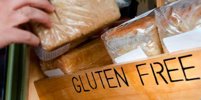 Como saber si eres alergica al gluten