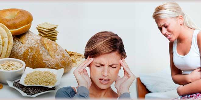 Síntomas Sensibilidad al Gluten