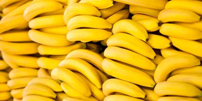 Banana y Potasio