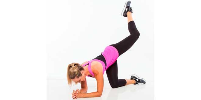 Ejercicios para glúteos con el propio peso corporal