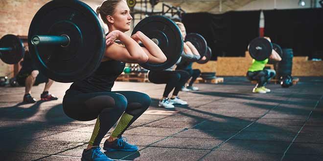 Entrenar Fuerza genera el Estímulo necesario para el Mantenimiento de la Masa Muscular