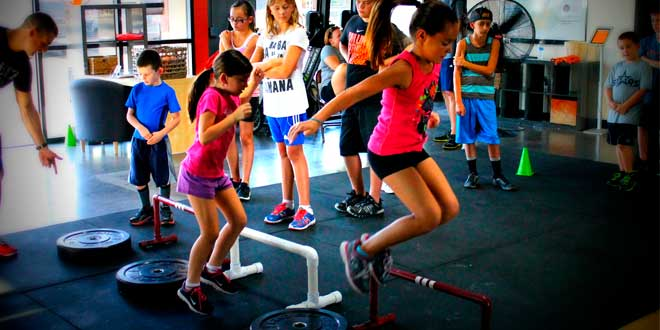 Functional Training in Young People