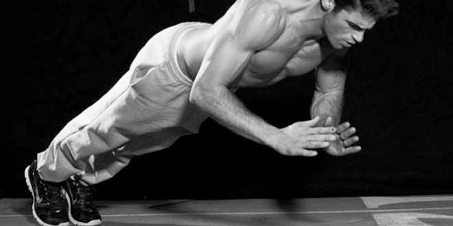 Flexiones con Salto