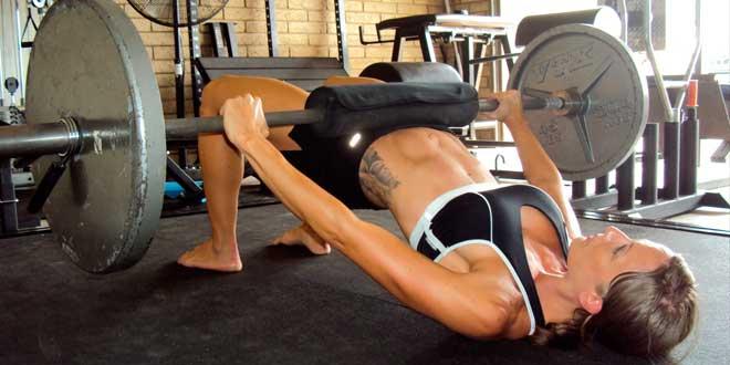 Beneficios de entrenar glúteos