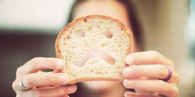 Gluten produce falta de claridad mental