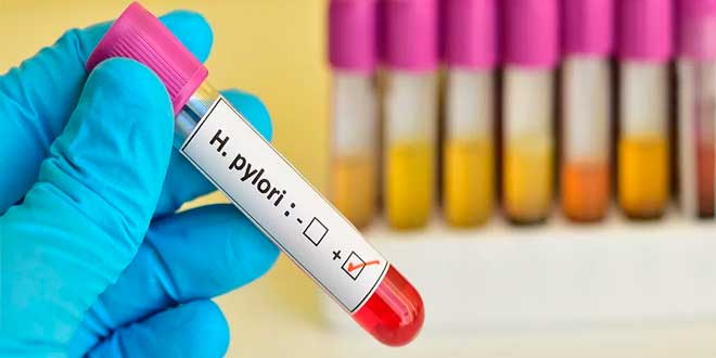 como detectar la bacteria h pylori