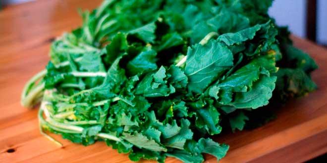 Verduras Hojas Verdes