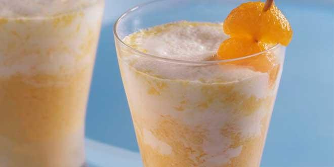 Mandarin-Orange Smoothie