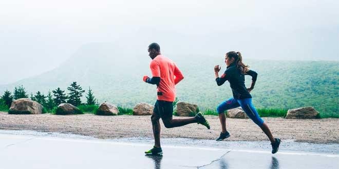 Beneficios de Correr por la Calle