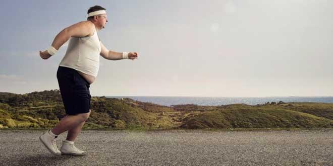 Caminar para perder barriga