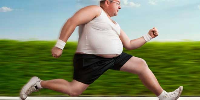 Correr para perder barriga