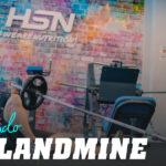 Entrenando con Landmine