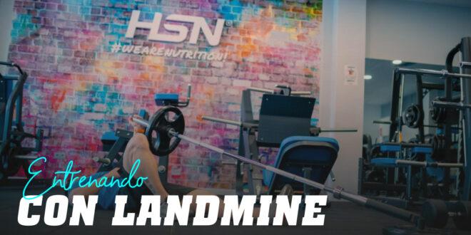 Landmine, Qué es, Beneficios y Ejercicios Funcionales