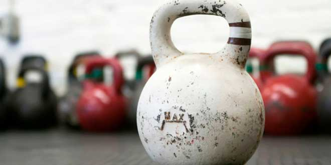 Balanceos de Pesa Rusa para perder barriga