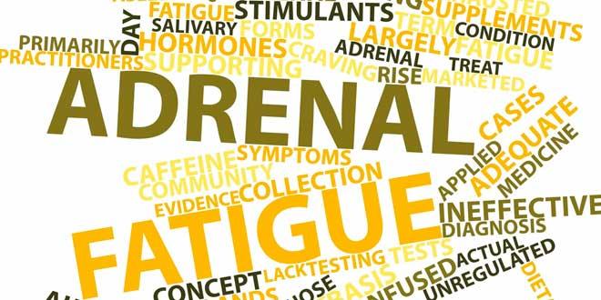 Síntomas Fatiga Adrenal