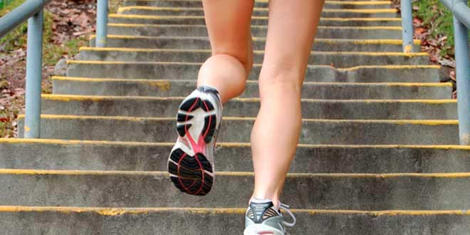 Subir escaleras