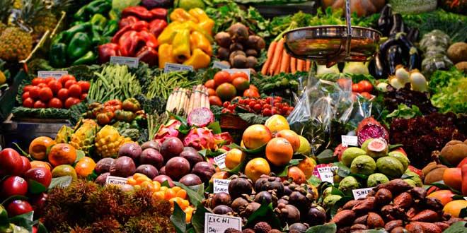 importancia de alimentos alcalinos