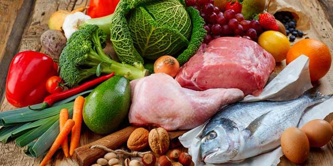 Alimentos Aptos Paleo