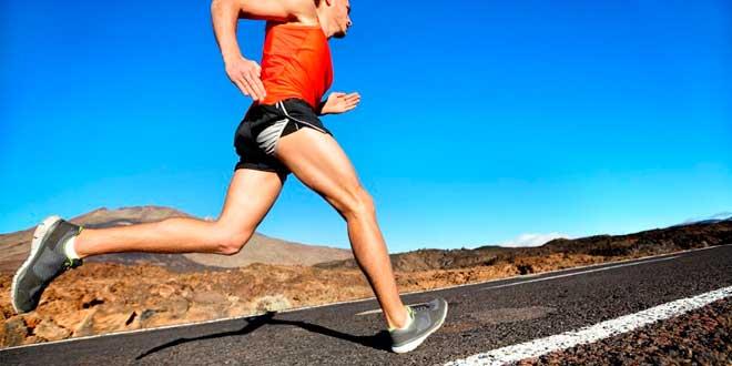 Correr por Asfalto