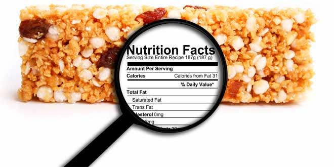 Leer Etiqueta Nutricional