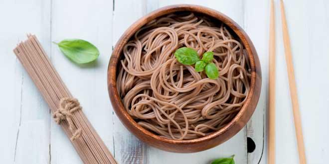 Noodles de Trigo Sarraceno