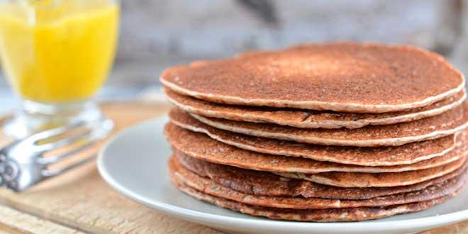 Pancake de Trigo Sarraceno