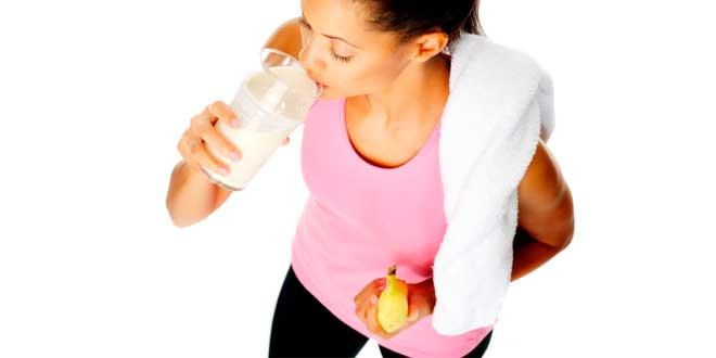 Batidos de Proteínas para a saúde