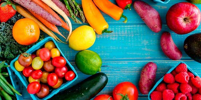 Consumir más verduras