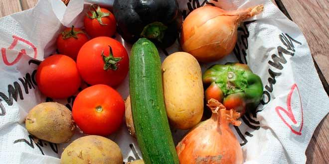 Verduras y Salud
