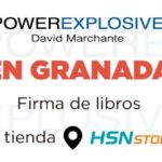 FIRMA LIBRO POWEREXPLOSIVE