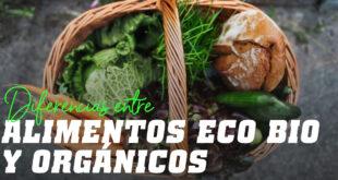 Alimentos Eco Bio y Orgánicos