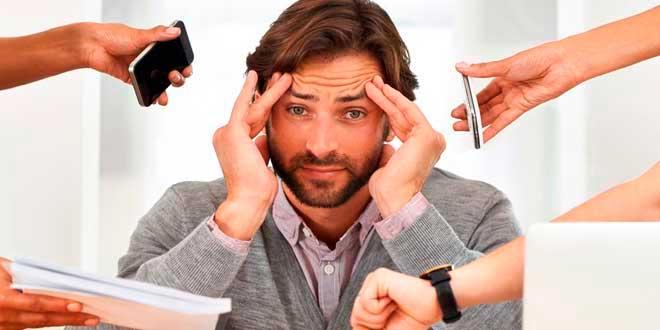 Consejos manejar estres
