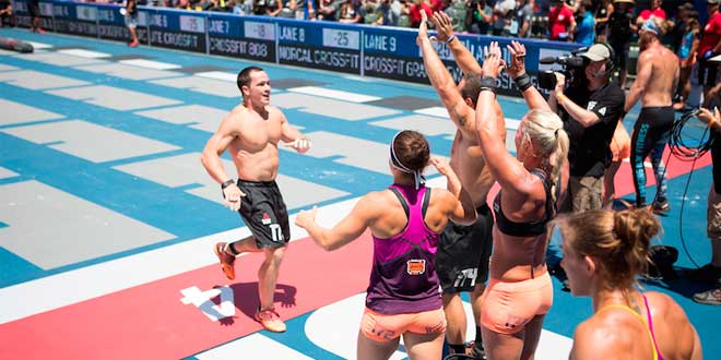CrossFit Team Series