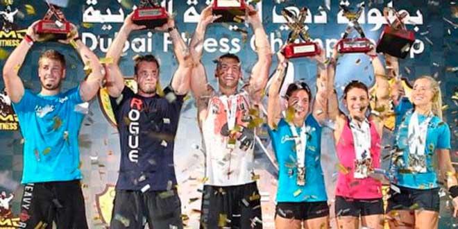 Dubai Championship