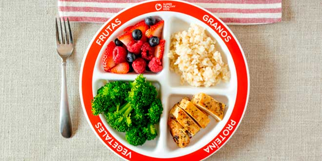 Importancia de la Educación Alimentaria en Edades Tempranas