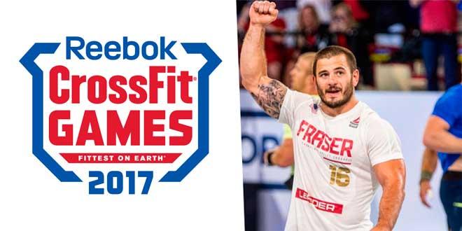 Entrevista a Mat Fraser, Campeón de los CrossFit Games 2017