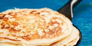 Receta Tortita con Mantequilla Ghee