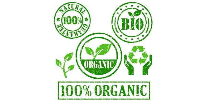 Sellos ECO, Bio y Ecológico