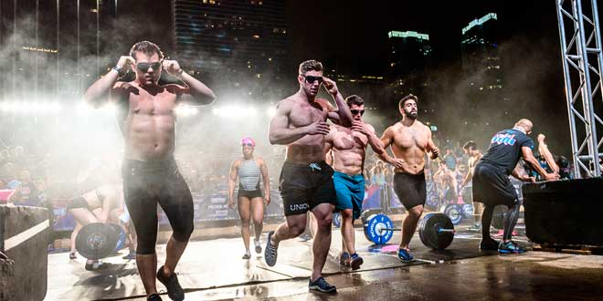 Wodapalooza CrossFit