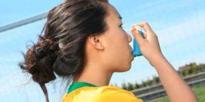 Asma y Deporte