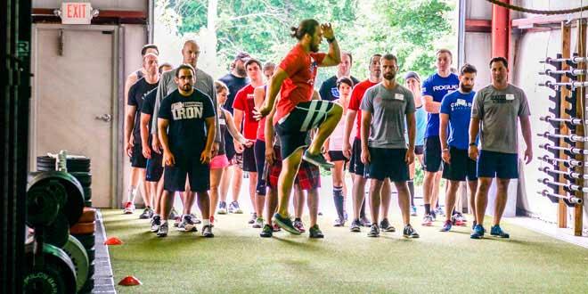 CrossFit Sport Specific Application