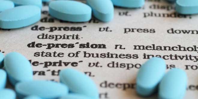 Fármacos contra la depresion