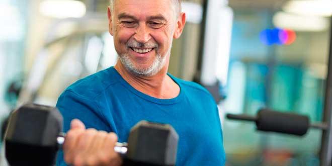 Entrenamiento fuerza reduce osteoporosis