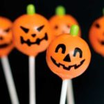 Receta Halloween Pop Cakes
