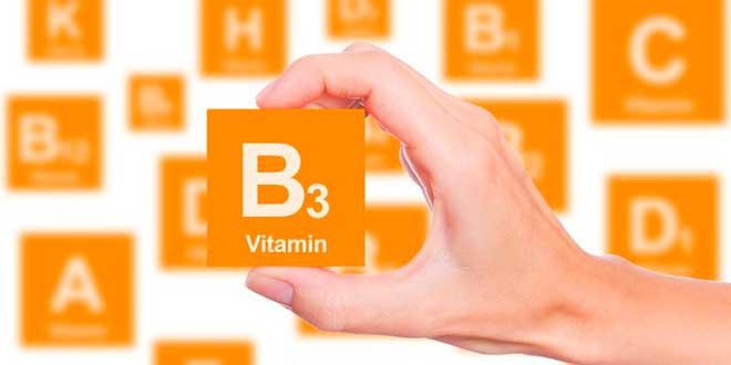la desidia de vitamina b3 produce