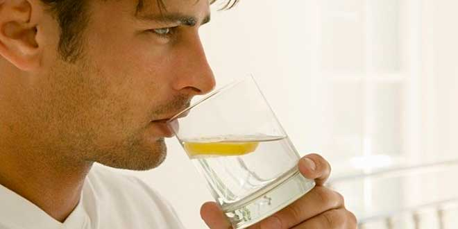 Alcohol y Deshidratación