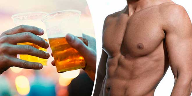 Alcohol y Musculación