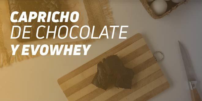Capricho Proteico de Chocolate